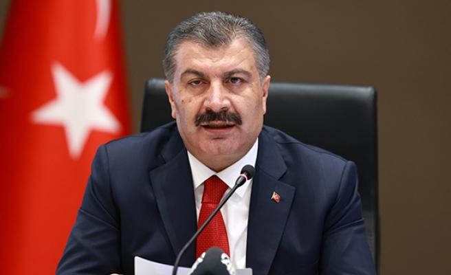 Sağlık Bakanı Koca: 'Kahramanmaraş'ın risk haritasında rengi mavi'