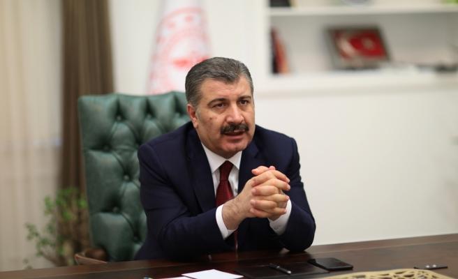 Sağlık Bakanı Koca: 'Yoğun Bakım Hasta Sayısında Devamlı Bir Artma Var'