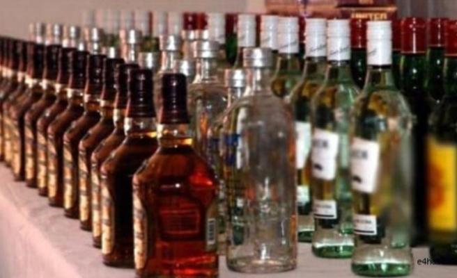 Sahte İçki Operasyonları: 58 Şüpheliden 7'si Tutuklandı