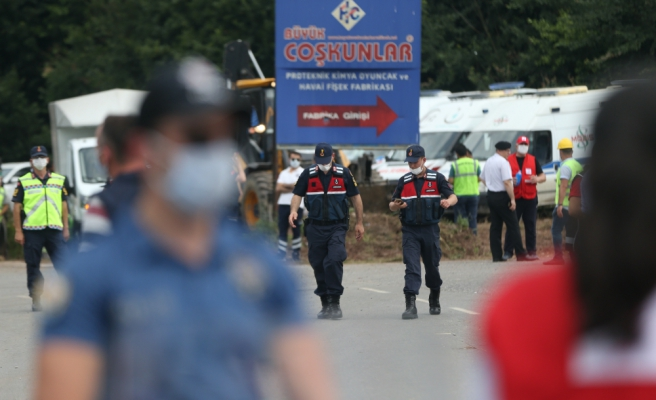 Sakarya'da Havai Fişek Fabrikasında Patlama | 73 Birey Yaralandı, 2 Kişi Hayatını Kaybetti