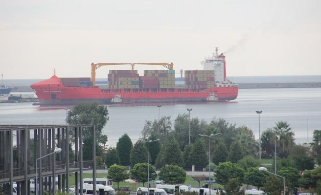 Samsun'da ihracat 84,9 oranında arttı