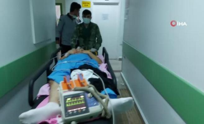 Samsun'da silahlı kavgada 2 kardeş yaralandı