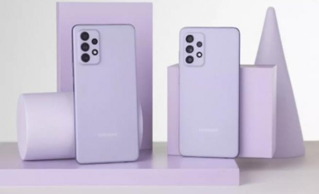 Samsung Galaxy A82 sızdı