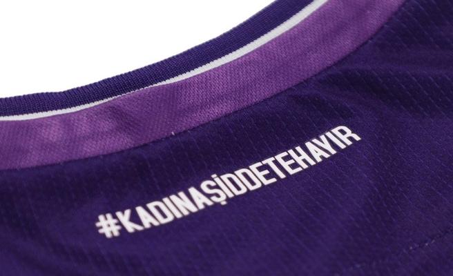 Samsunspor'dan 'Dünyanın En Ağır Forması': #KADINAŞİDDETEHAYIR