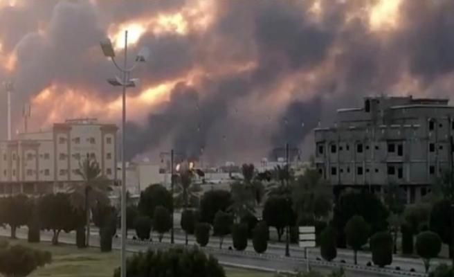 'Saudi Aramco saldırısı savaş nedeniydi'