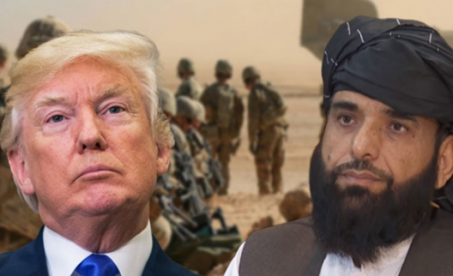 Savaş yemini edip Trump'a mesaj yolladılar: Pişman olacaksınız