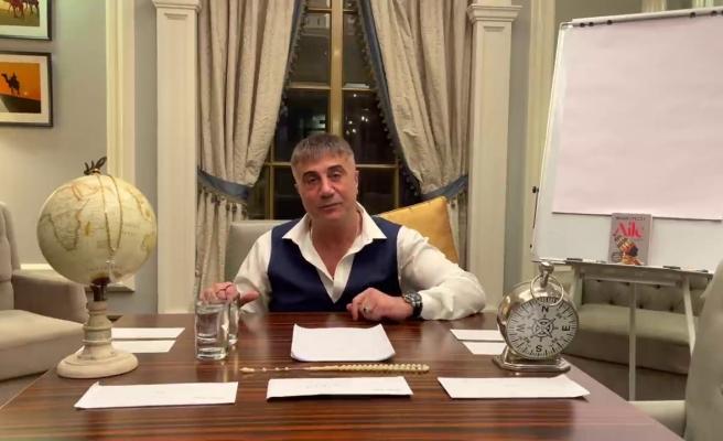 Sedat Peker: 'Bir Dahaki Videoda Baş Başa Konuşacağız Tayyip Abi, Helalleşeceğiz'