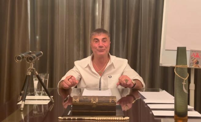 Sedat Peker'den 9. Video: 'Ülkede Para Nasıl Çalınıyor, Onu Anlatacağım'