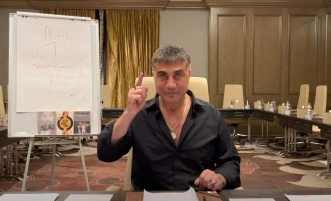 Sedat Peker'den Açıklama: 'Bugün İnşallah Videoyu Yayınlayacağım'