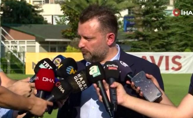 Selahattin Baki: 'Kimseyi bulamadık Pereira'yı getirdik diye hava oluşturuldu'
