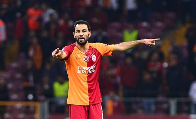 Selçuk İnan: 'Galatasaray için her türlü fedakarlığı yapmaya hazırım'