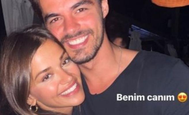 Selin Yağcıoğlu ile Berk Atan'dan yeni fotoğraf