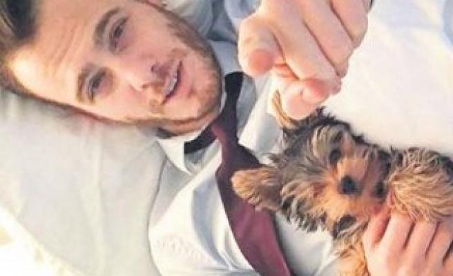 Serenay Sarıkaya ile Kerem Bürsin köpek krizini çözdü