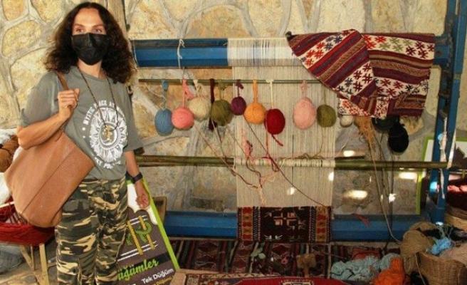 Sertab Erener'in köy hayatı