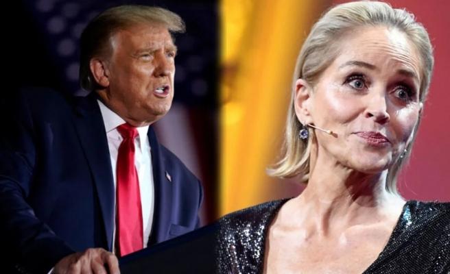 Sharon Stone'dan Trump hakkında gündem yaratan sözler