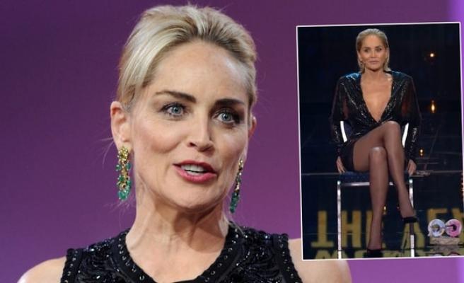 Sharon Stone ısrarlara dayanamadı