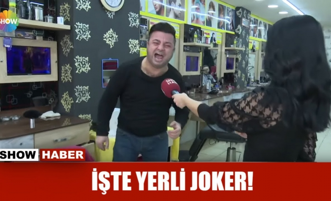 Show Tv'de Yayınlanan 'Joker Hastalığı' Haberi Goygoycuların Diline Dolandı!