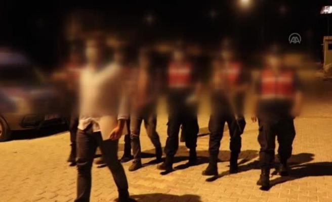 Silah kaçakçılarına operasyonda 1 şüpheli tutuklandı