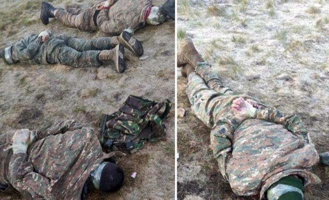 Sınırda sıcak saatler! Azerbaycan ordusu, mayın döşeyen Ermeni askerleri esir aldı