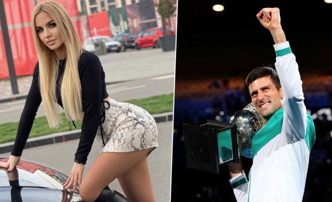 Sırp Model: Djokovic'i Baştan Çıkarmam İçin 60 Bin Euro Teklif Edildi