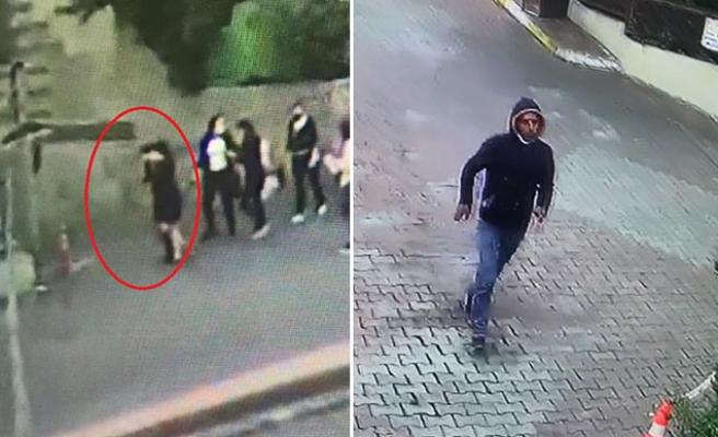 Şişli'de Kadına Taciz Ve Kapkaç Şüphelisini Vatandaşlar Kovaladı... O Anlar Kamerada