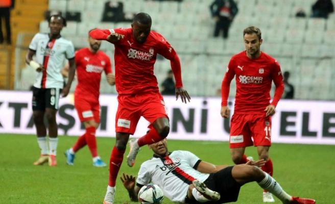 Sivasspor, şampiyonları yenemiyor