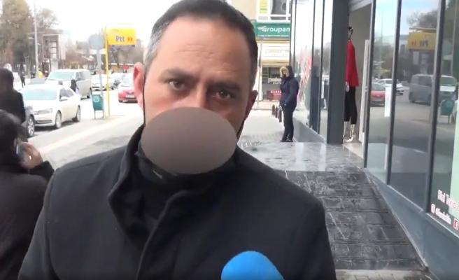 Sokak Röportajında 'Vatandaşın Ekonomisi Nasıl?' Sorusuna 'Küfür Serbest mi?' Deyip Dolu Dolu Söven Vatandaş