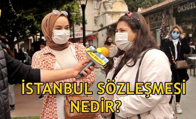 Sokaktaki Vatandaş, 'İstanbul Sözleşmesi Nedir?' Sorusunu Yanıtlıyor: 'Ben Hatay'da Yaşıyorum'