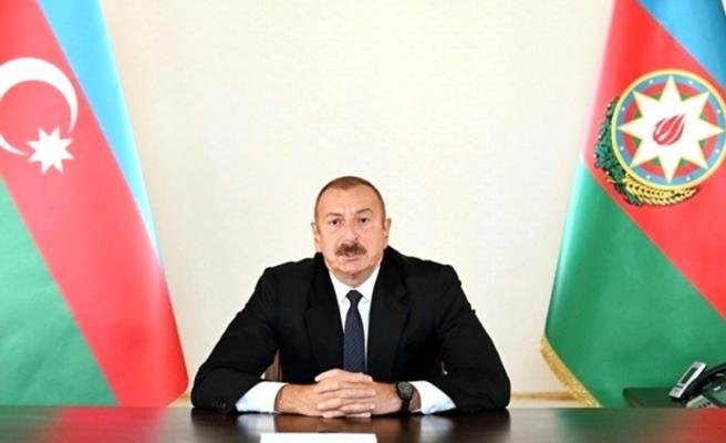 Son Dakika! 12 sivilin hayatını kaybettiği saldırı sonrası Aliyev'den ilk açıklama: Onları köpek kovar gibi kovacağız