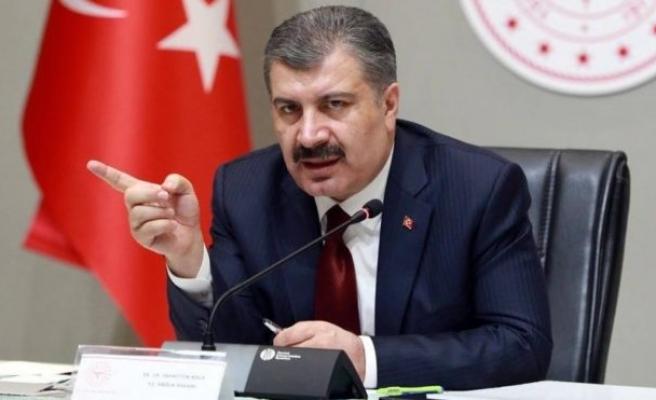 Son dakika… Bakan Koca'dan açıkladı: İstanbul ve Bursa'da artış eğilimi var
