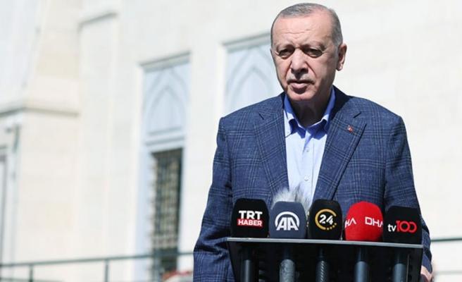 Son Dakika Cumhurbaşkanı Erdoğan'dan ABD Başkanı Joe Biden'a eleştiri: Daha önce hiçbir liderle bu durumu yaşamadım