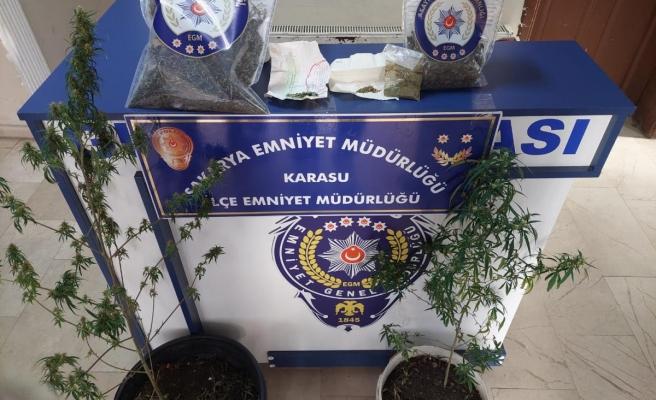Son dakika haber: Sakarya'da uyuşturucu operasyonu