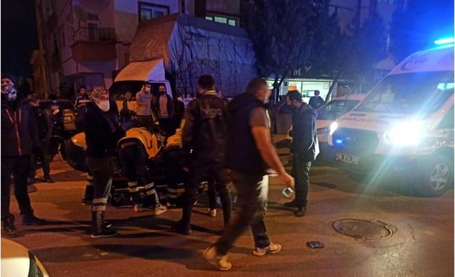 Son dakika haberi: Başkentte üç aracın karıştığı kazada bir kişi yaralandı