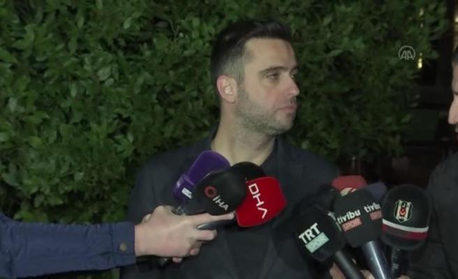 Son dakika haberleri: Beşiktaş-Demir Grup Sivasspor maçının ardından - Ceyhun Kazancı