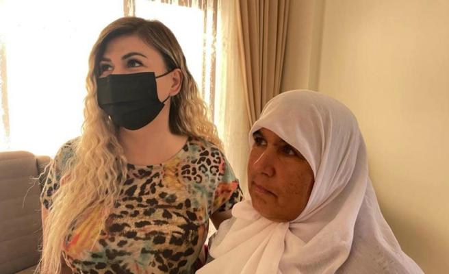 Son dakika haberleri | Muğla'da yangın mağduru kadına babasına benzettiği Cumhurbaşkanı Erdoğan'ın fotoğrafı hediye edildi