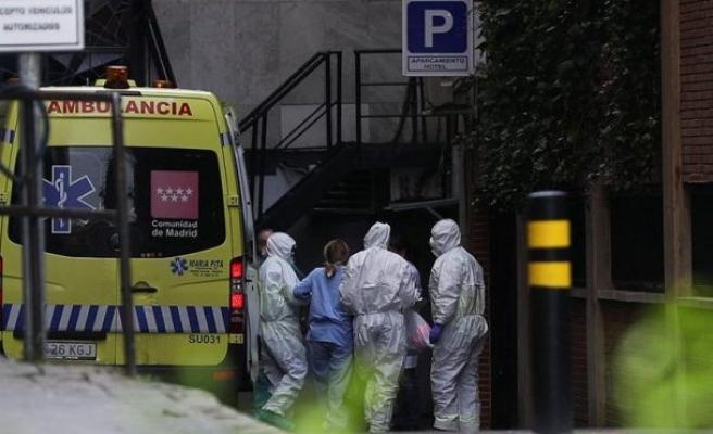 Son dakika… İspanya'dan korkutan corona virüsü sonucu: Maalesef 1000 kişiye çıktı