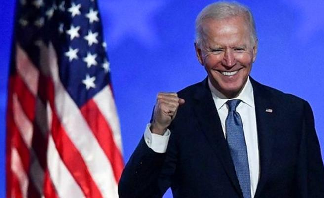 Son Dakika: Pensilvanya ve Nevada'yı kazanan Joe Biden, ABD'nin 46. Başkanı oldu