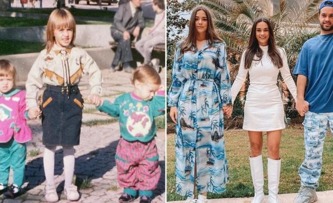 Soral kardeşlerden 28 yıl sonra aynı poz