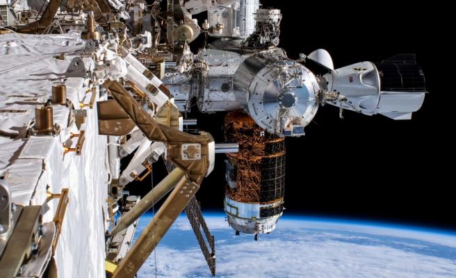 Space X'in Gönderdiği ABD'li Astronotların Dönüş Yolculuğu Başladı