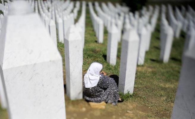 Srebrenitsa Katliamının 19 Kurbanı Daha Bugün Toprağa Verilecek