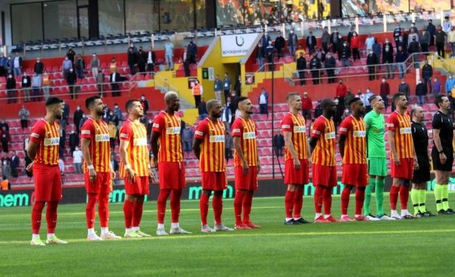 Süper Lig: Kayserispor: 0 Trabzonspor: 1 (Maç devam ediyor)