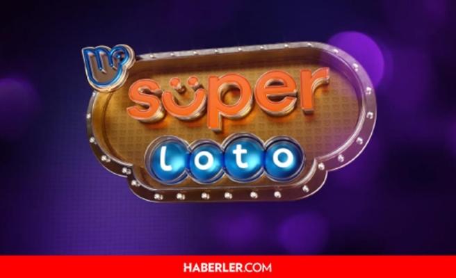 Süper Loto sonuçları! 3 Ekim Pazar Süper Loto sonuçları açıklandı! Süper Loto bugün kazanan numaralar neler?