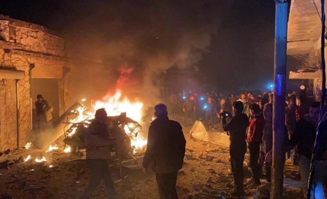 Suriye'de iki farklı noktada bomba patladı! 3 ölü, çok sayıda yaralı var
