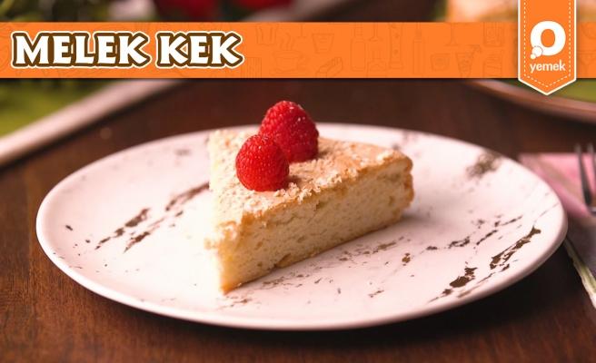 Tadına Doyamayacağınız Yumuşacık Bir Kek: Melek Kek! Melek Kek Nasıl Yapılır?