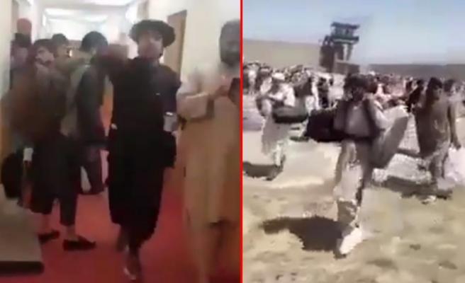 Taliban, Afganistan'ın en büyük hapishanesi Puli Çarhi'deki mahkumları serbest bıraktı