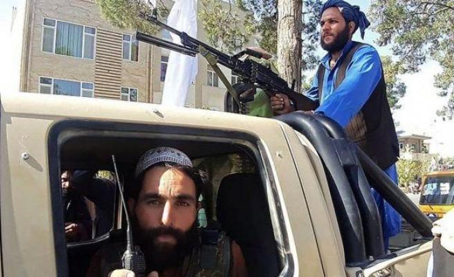 Taliban, Kabil'de Sokağa Çıkma Yasağı İlan Etti...