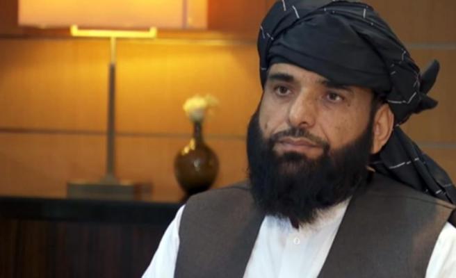 Taliban Sözcüsü Süheyl Şahin'den Haberler.com'a özel açıklamalar ABD'ye zeytin dalı uzattı