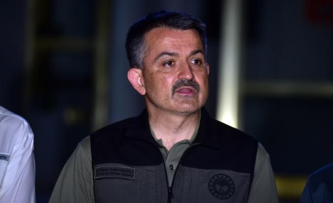 Tarım ve Orman Bakanı Pakdemirli'den şiddetli yağışlara karşı uyarı