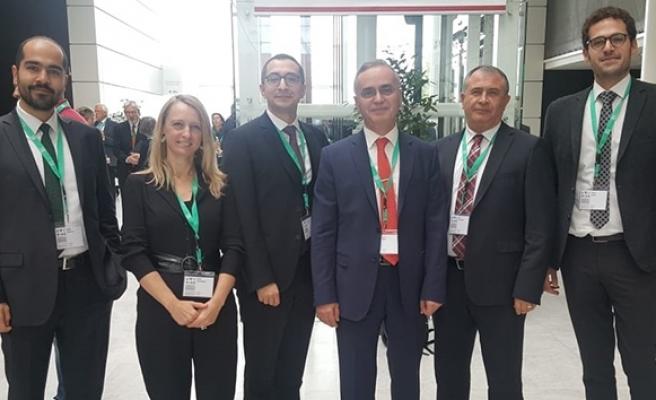 TARSİM Uluslararası Tarım Sigortacıları Birliği'nin kongresine katıldı