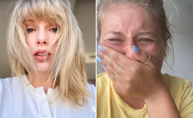 Taylor Swift'ten hayranına büyük destek